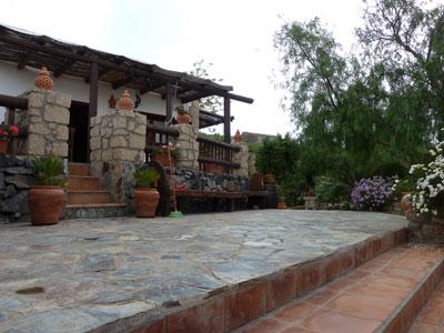 Ferienhaus auf Alta Cruz